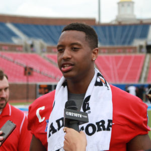 SMU FOOTBALL LOOKING TO MAKE AN IMPACT IN 2016