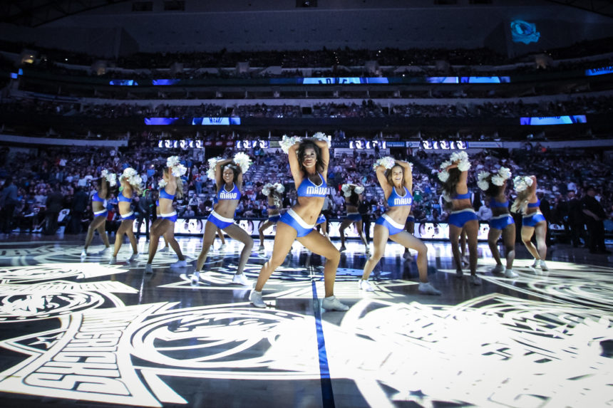 DALLAS MAVERICKS DANCER PREP-CLASSES AND AUDITIONS