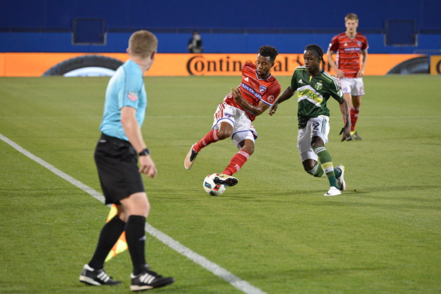 FIVE FC DALLAS PLAYERS CALLED INTO NATIONAL TEAM DUTY