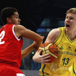 SMU M-BASKETBALL: HARRY FROLING SIGNS WITH THE MUSTANGS