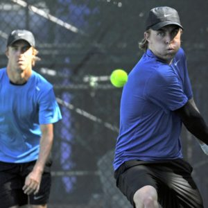 JOHNSON TWINS RECEIVE ALL AMERICAN ATHLETIC HONORS