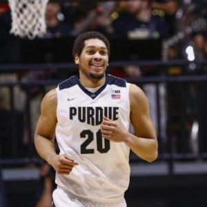 MAVERICKS SELECT A.J. HAMMONS WITH THE 46TH OVERALL PICK