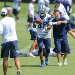 DEZ BRYANT OUT FOR THURSDAYS GAME