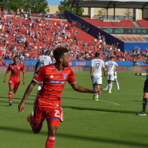 U.S. NATIONAL TEAM AND FC DALLAS PLAYERS KELLYN ACOSTA, MATT HEDGES AND JESSE GONZALES TO TRAIN