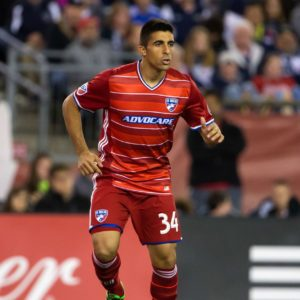 FC DALLAS WAIVE JARA