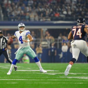 COWBOYS BEAT BEARS