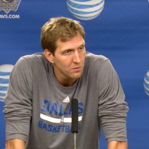 Dirk Nowitzki: Freedom of Speech