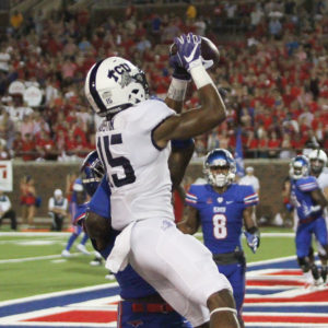 TCU vs SMU HIGHLIGHTS