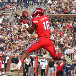 SUUTON NAMED TO AP ALL-AMERICAN TEAM