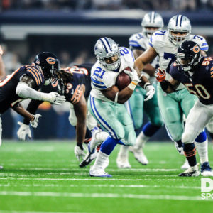 EZEKIEL ELLIOTT SUSPENDED FOR 6 GAMES