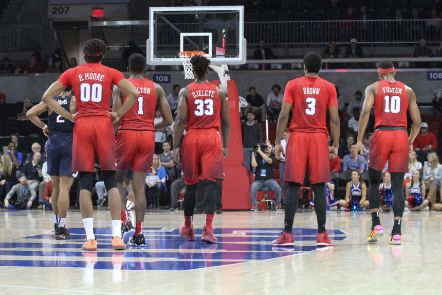 SMU TO FACE WINNER OF PROVIDENCE, USC IN NCAA TOURNAMENT ON FRIDAY