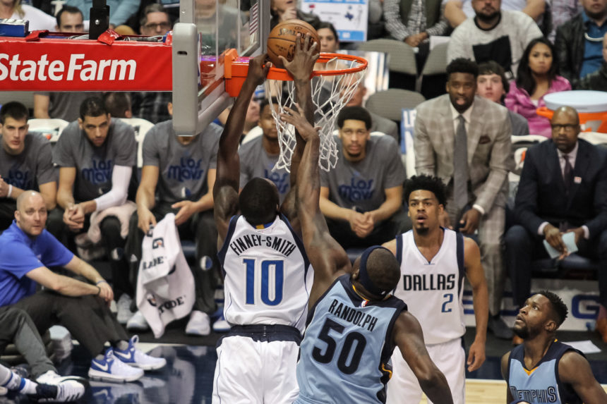 MAVS DROP THE GRIZZLIES