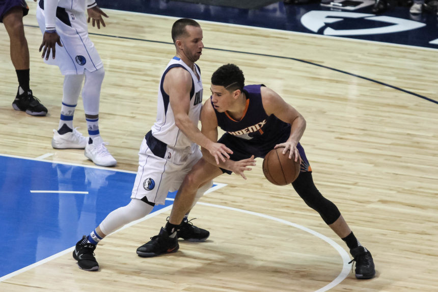 SUNS HIT LAST SECOND SHOT TO BEAT MAVERICKS