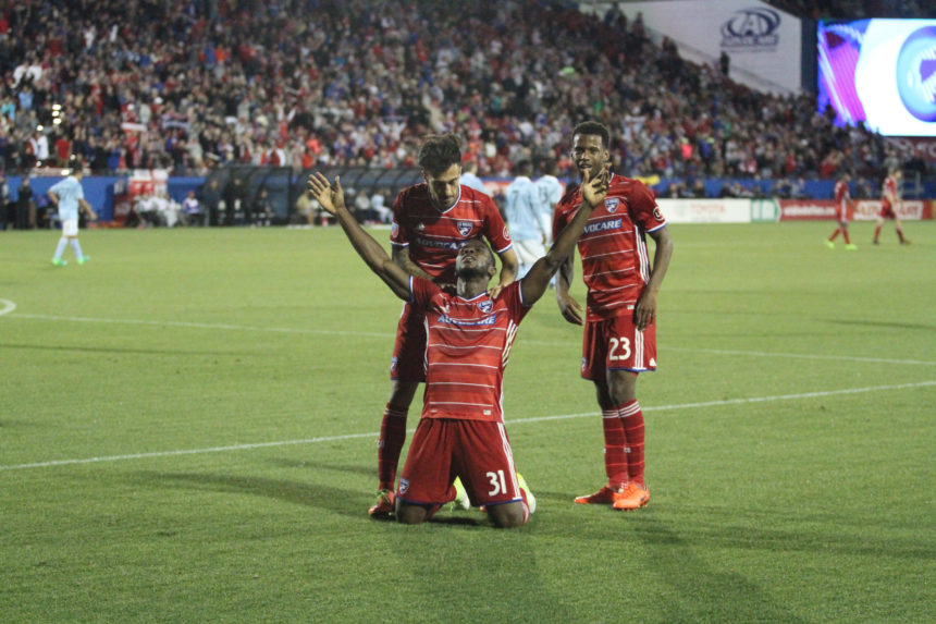 FC DALLAS REMAINS UNDEFEATED