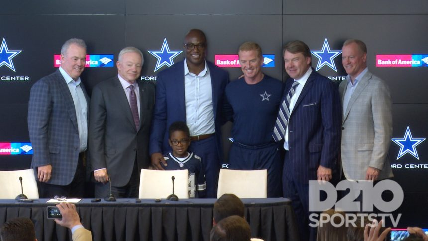 DEMARCUS WARE RETIRES AS A COWBOY
