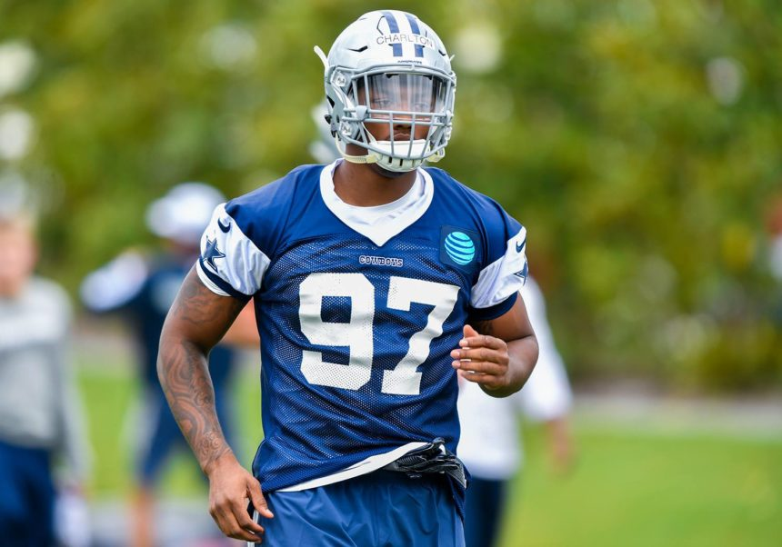 COWBOYS ROOKIE MINI CAMP REPORT