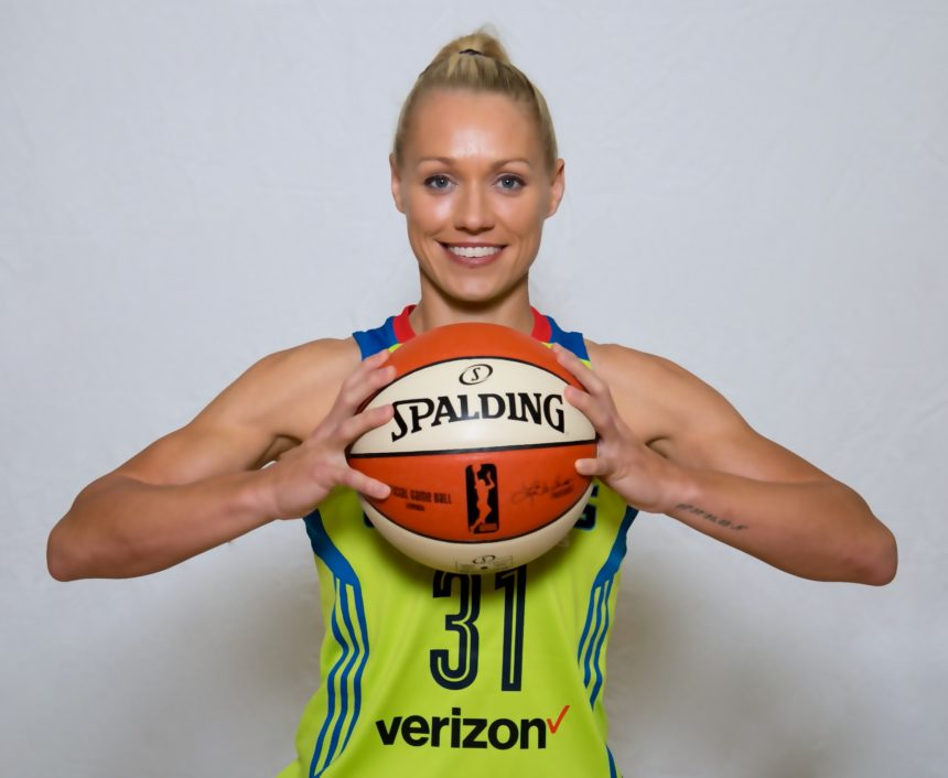 DALLAS WINGS WAIVE GUARD ERIN PHILLIPS