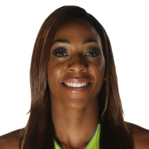 JOHNSON'S DOUBLE-DOUBLE LEADS WINGS TO VICTORY