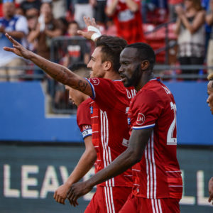 FC DALLAS ADVANCES TO QUARTERFINALS