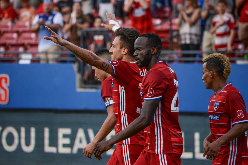 FC DALLAS TIES RECORD FOR MOST GOALS IN CLUB HISTORY