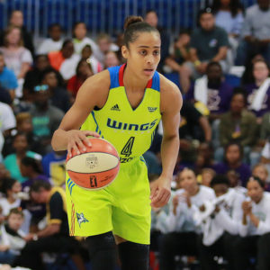 DALLAS WINGS FALL IN A CLOSE BATTLE TO MERCURY