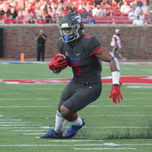 SMU DOMINATES ARKANSAS STATE