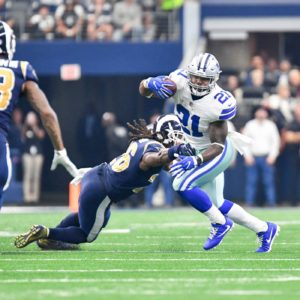 RAMS BEAT COWBOYS